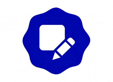 Bspoke Media logo VECTORBlue